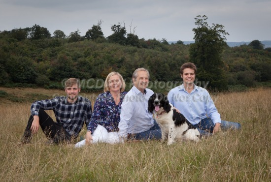 Fairrie Family Photoshoot