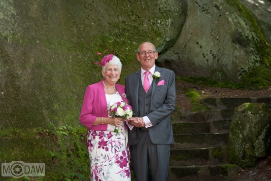 Dave & Gwenda's Wedding