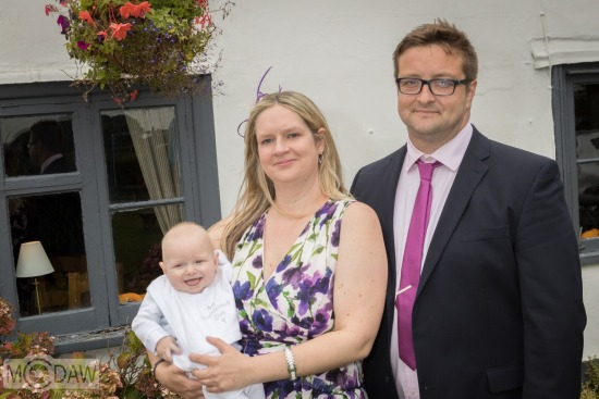 Jamie's Christening Sept 2017