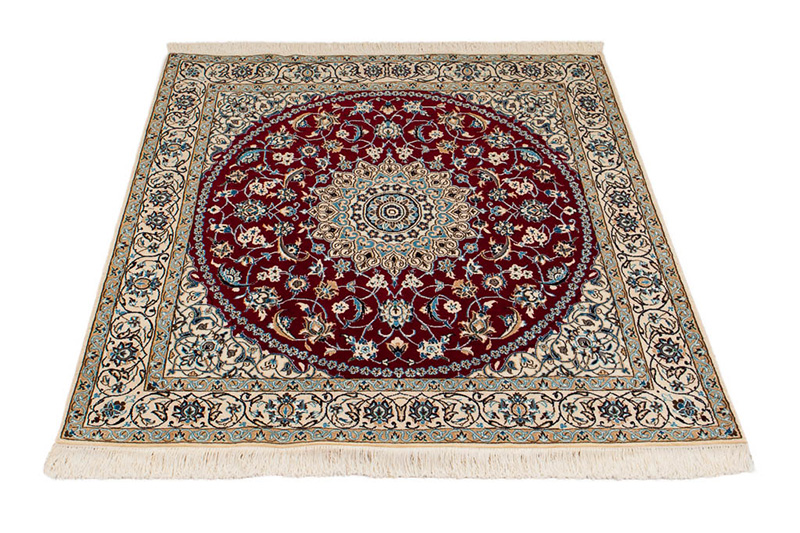 Photograph of persian rug
