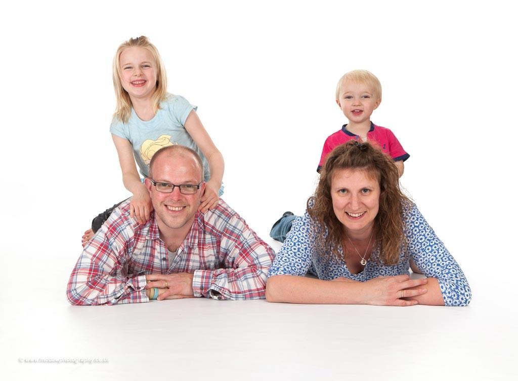 The dedman family photoshoot